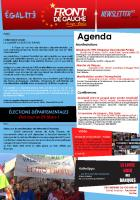 [Berlin] Newsletter du FDG - n°2 - Avril 2015