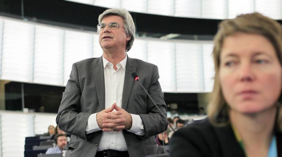 Intervention de Patrick Le Hyaric à l'hommage du Parlement européen aux victimes des attentats de Paris