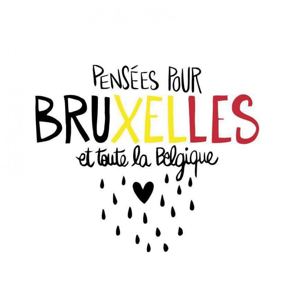 [Belgique]  Communiqué du PCF en Belgique : Face à l'horreur répondons par la paix et la solidarité