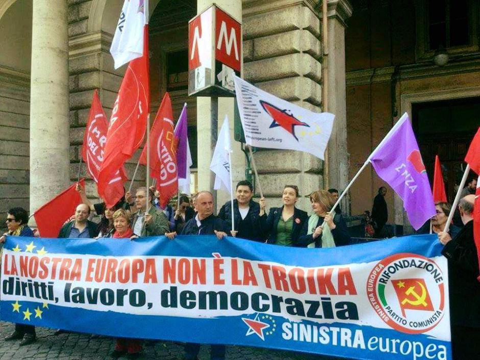 [Italie] Retour sur la mobilisation du 25 Mars 2017 à Rome