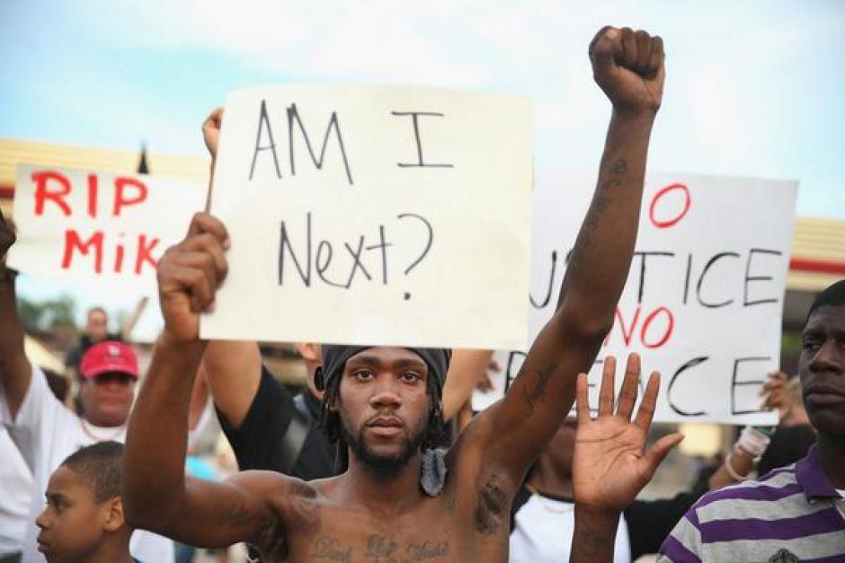 Ferguson : Le PCF apporte son soutien à la mobilisation citoyenne « Black lives matter »