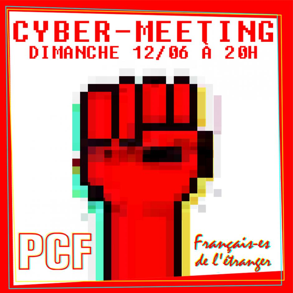 CYBER-MEETING du PCF FE #2