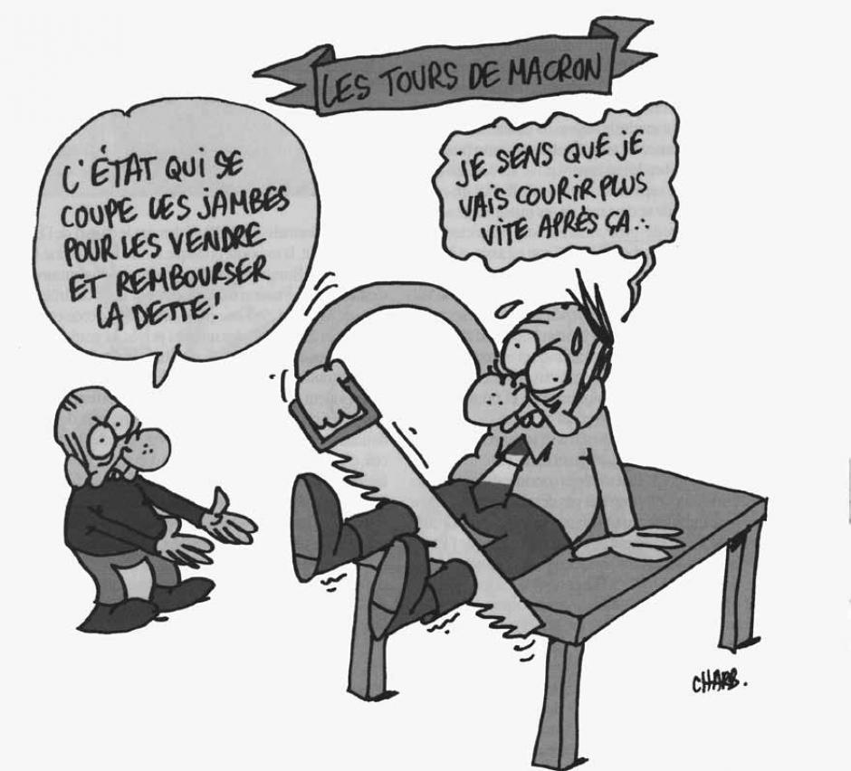 Loi Macron, pont legislatif pour TAFTA ?!
