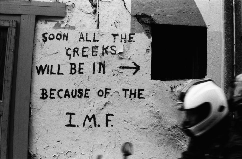 Maintenant, laissez la Grèce se reconstruire !